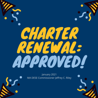 Charter Renewal Approved